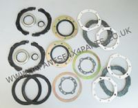Toyota Land Cruiser 4.0D Pick Up HZJ79 (1998+) - Front Swivel Housing & Hub Oil Seal Kit (Both Sides)